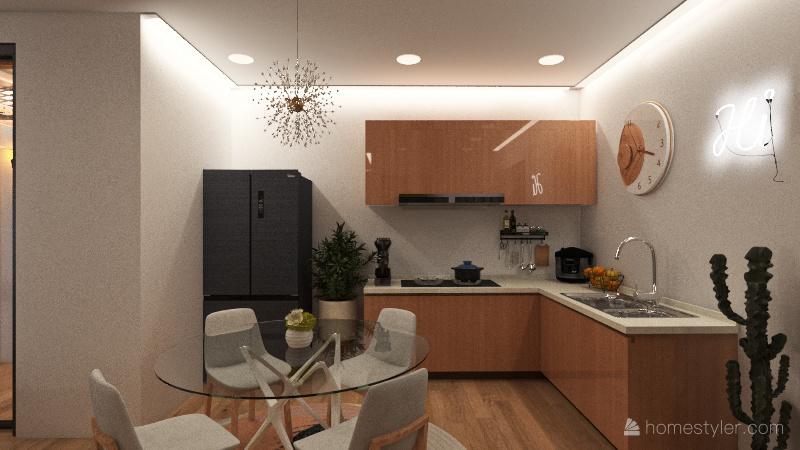 AMT Interior Design Render