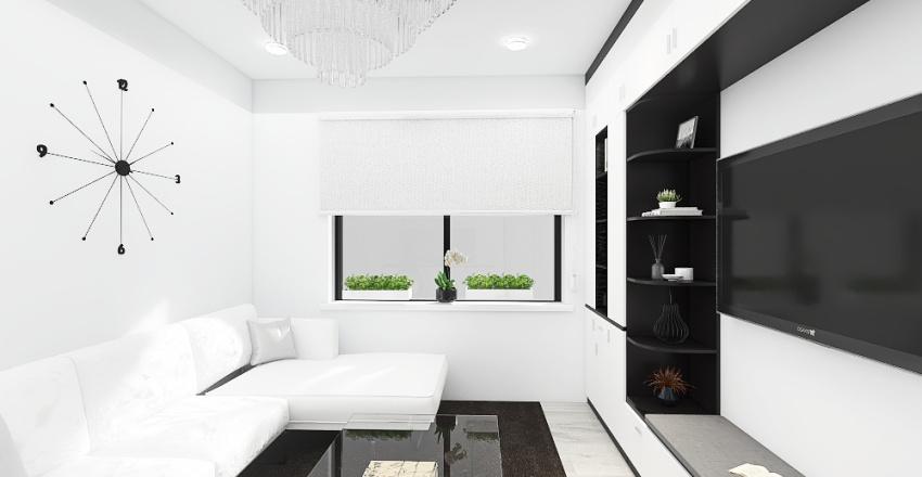A01 Interior Design Render