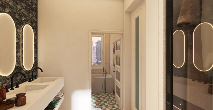 v2_Loft Moderno Interior Design Render