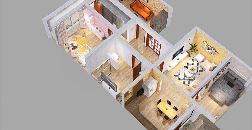 Copy of byt Interior Design Render