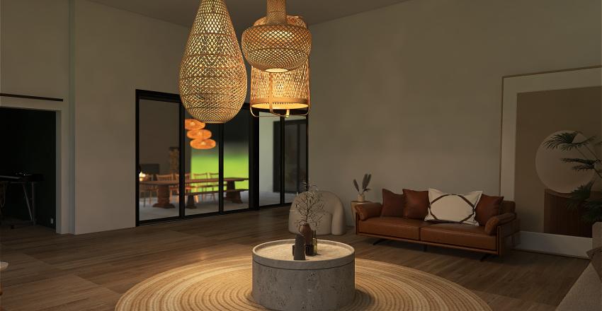 nznp Interior Design Render