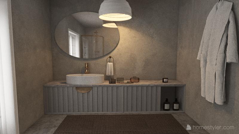 New York CASA Interior Design Render