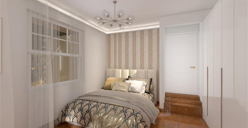 villetta 3 livelli Interior Design Render