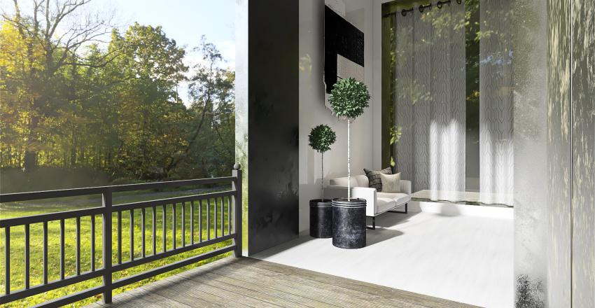 ARCHITECT HOUSE Interior Design Render