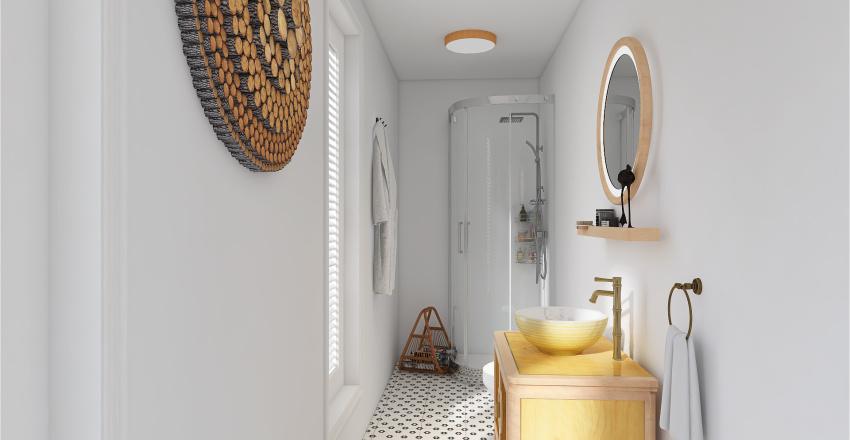 Cosy Cottage Interior Design Render