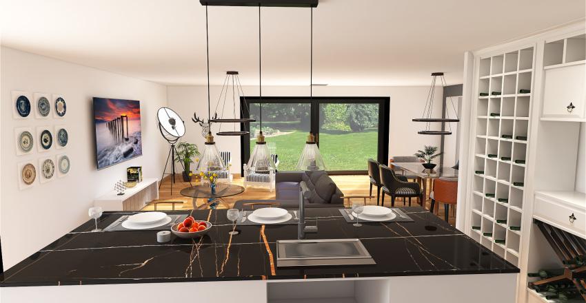 ETAGE Interior Design Render