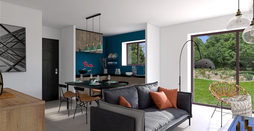 SAINT ANDRE Interior Design Render