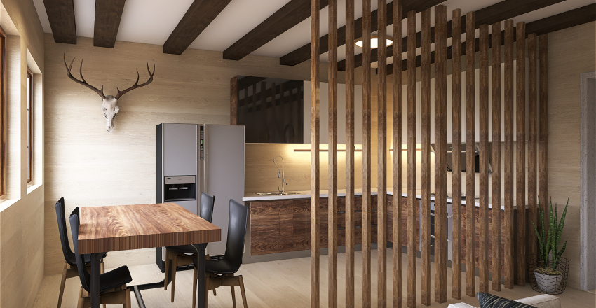 fin de semana de relax Interior Design Render