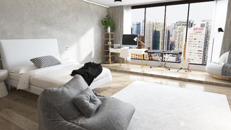 Bedroom 12 Interior Design Render