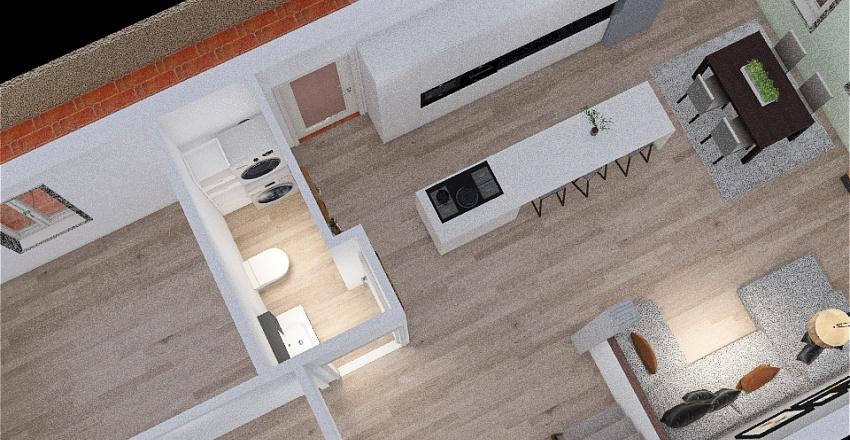 Vecchio - PIANO SOTTO Interior Design Render