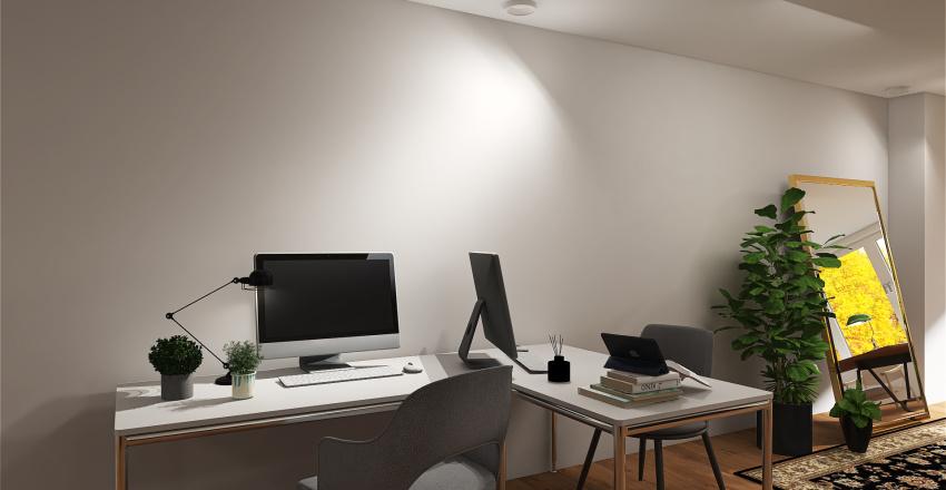 #4 - q2han studio Interior Design Render