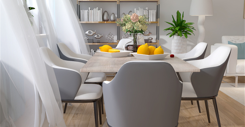 Livingroom2 Interior Design Render