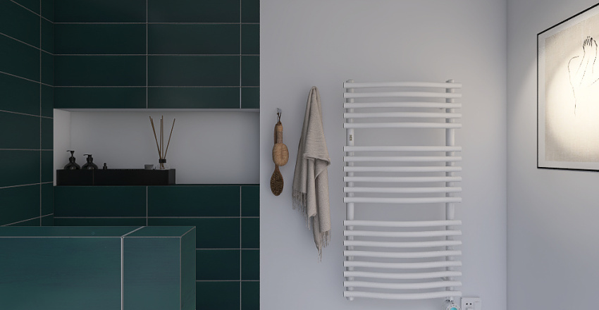 COMBLES Interior Design Render