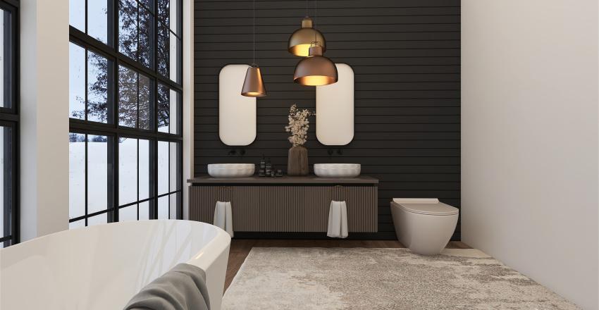 | MY CANADIAN COTTAGE | Interior Design Render