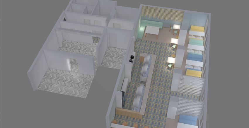Reghin Interior Design Render