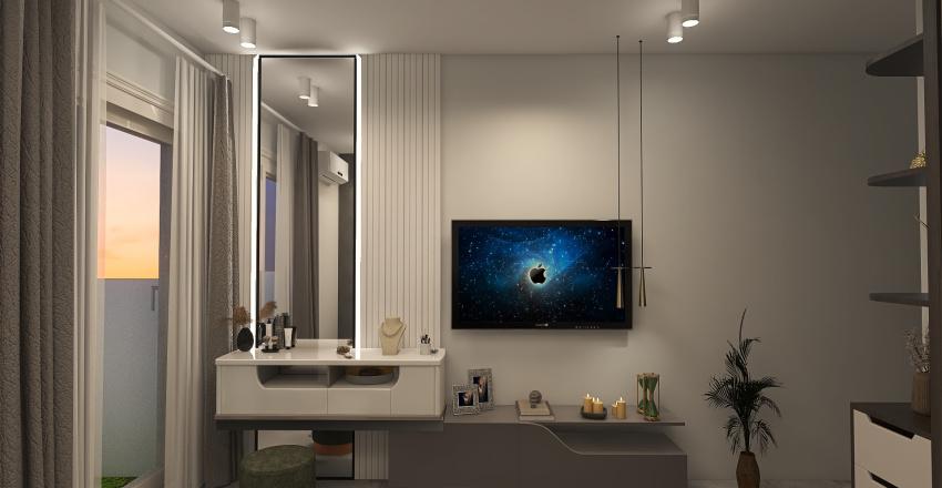 Copy of Copy of Copy of bedroom design Interior Design Render