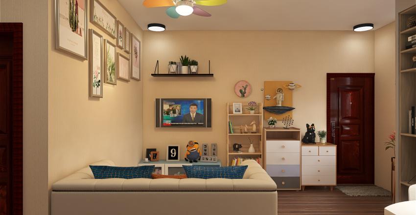 TWICE Interior Design Render