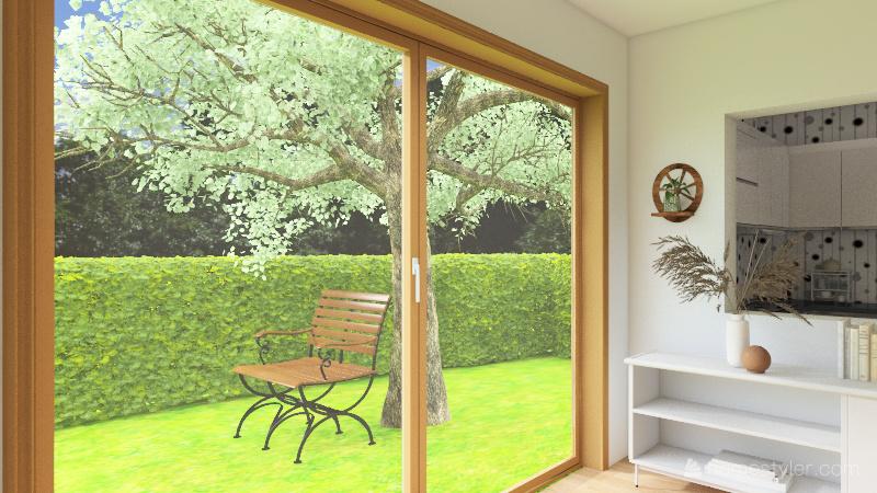 MAISON SIMPLE Interior Design Render