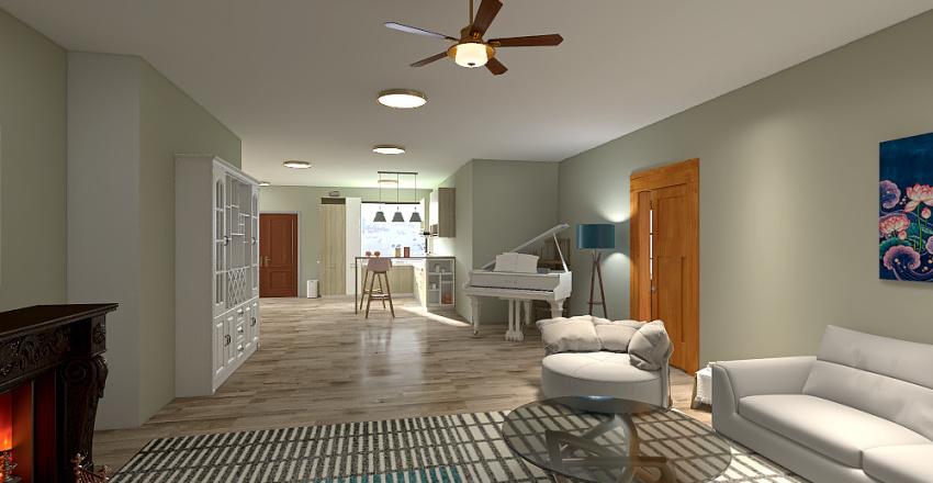 Project 3 Jared Guffey Interior Design Render