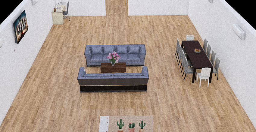 Our future house Interior Design Render