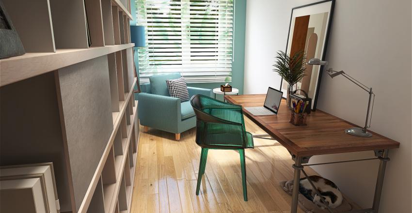 CASA PILOTO Interior Design Render