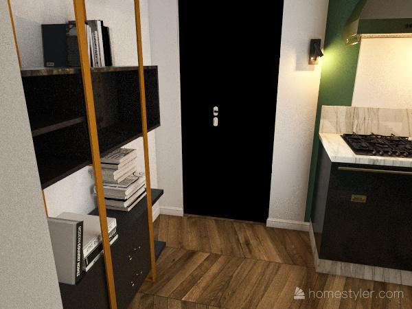 PIERWSZY PROJEKT Interior Design Render