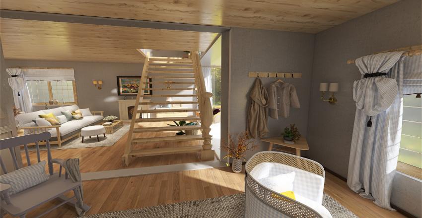 Cottage Life Interior Design Render