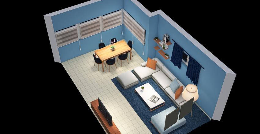 mising Interior Design Render