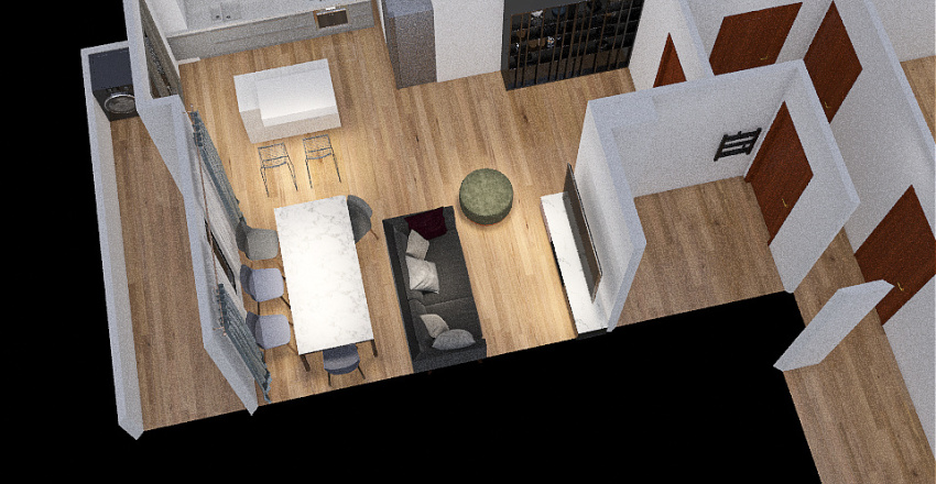 Portal 3 B_copy Interior Design Render