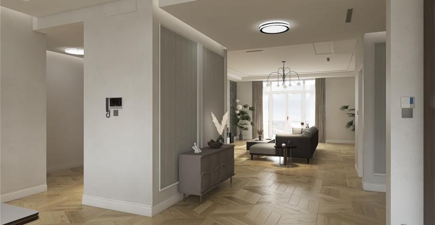 Retire A3 Interior Design Render