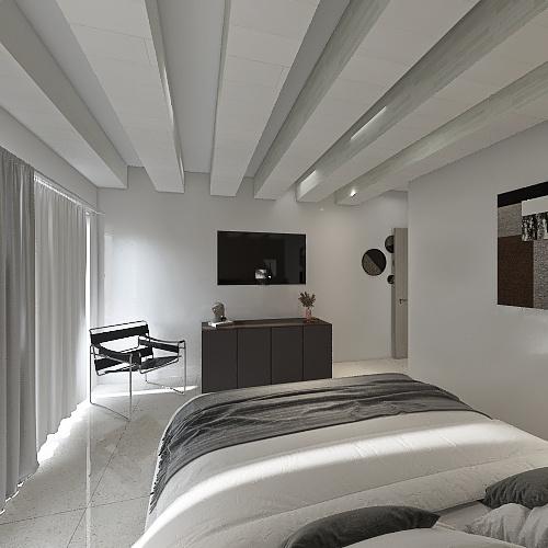 Progetto Rivoltella Interior Design Render