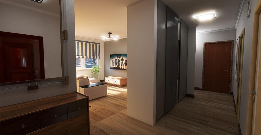 2021_3 Interior Design Render