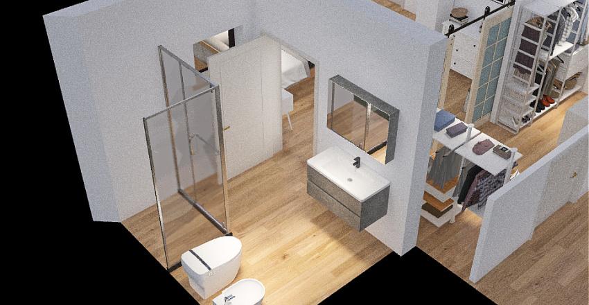 Vecchio 2 - MANSARDA Interior Design Render