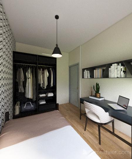PROYECTO SEVILLA LA NUEVA Interior Design Render