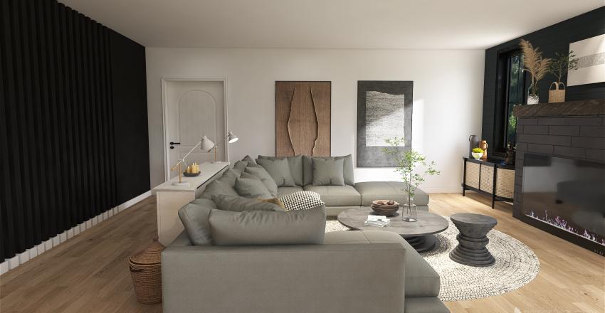  CASPIAN HOUSE  Interior Design Render