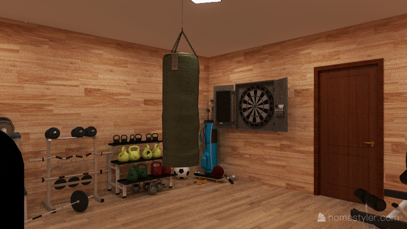 I don't know what to call Interior Design Render