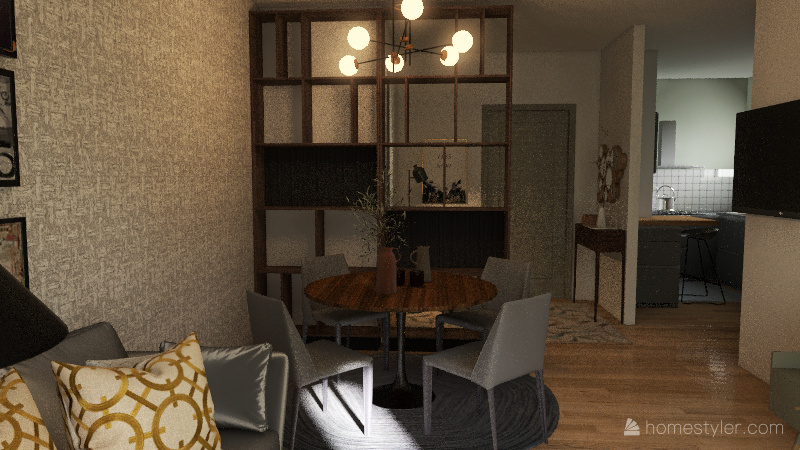 Copy of taranto Interior Design Render