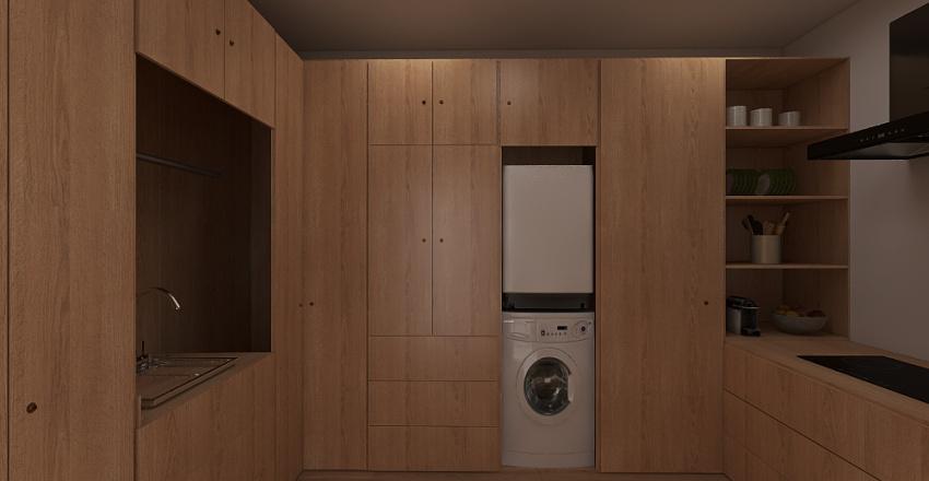 Eduvir Interior Design Render