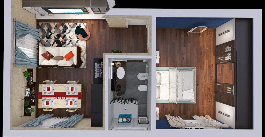MYLITTLEHOME Interior Design Render
