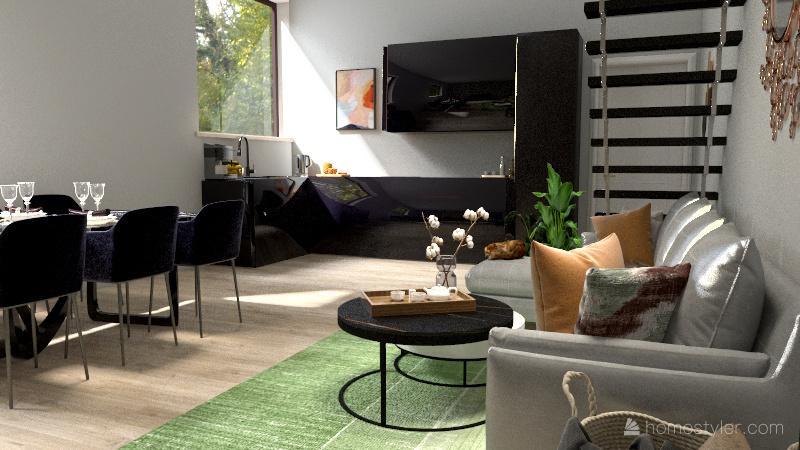 WTG61 Interior Design Render