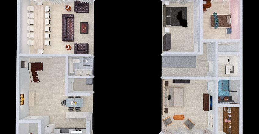 Черненко 22 Interior Design Render