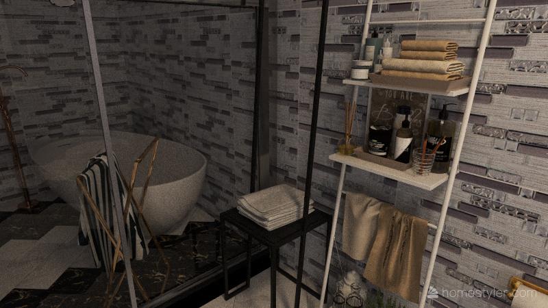 Great Master Bedroom Idea Interior Design Render