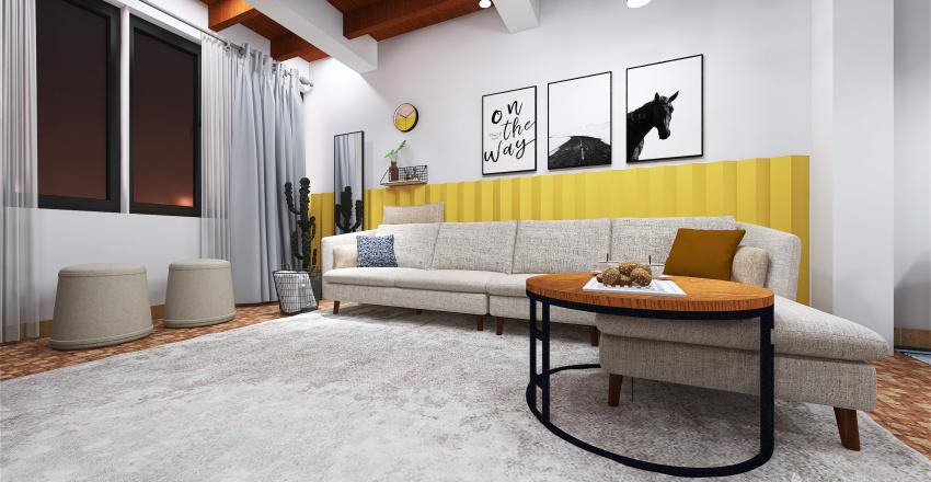 🌎 DEPA JAVIER Interior Design Render