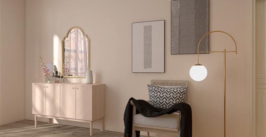 Petite maison Interior Design Render