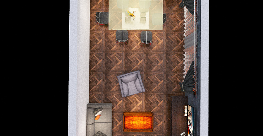 mi estancia Interior Design Render