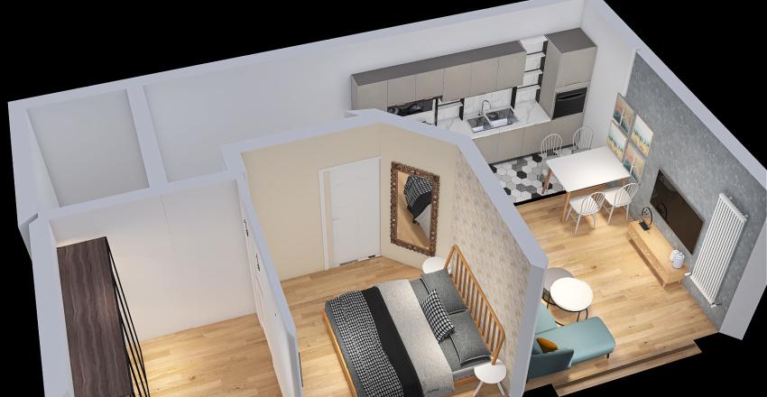 Rawicz Interior Design Render