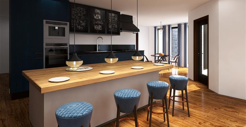 Endecott Project 3 Interior Design Render