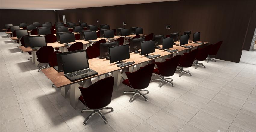 Trabalho de redes Interior Design Render