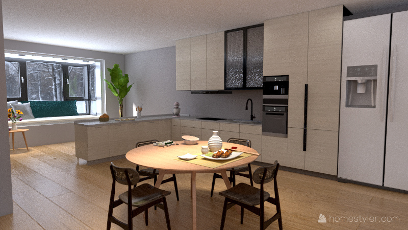 KHD by BIA Interior Design Render