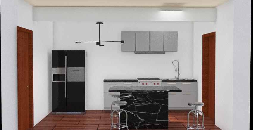 mi cocina Interior Design Render
